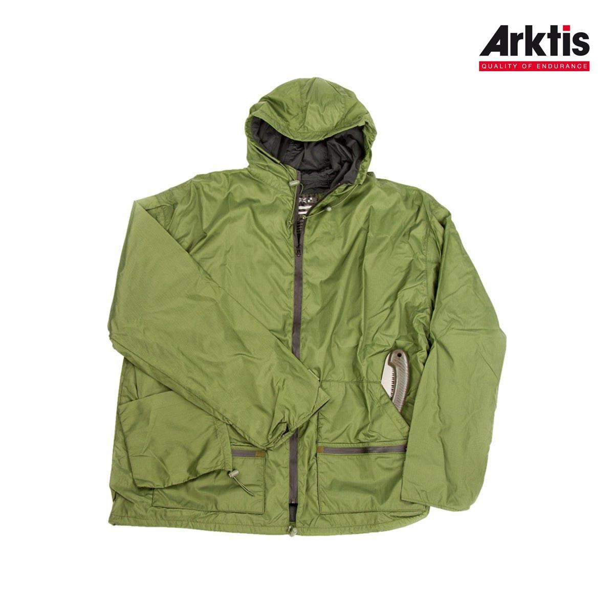 9071e6e200d Veste imperméable Rainshield, par Arktis - Vercamp.fr