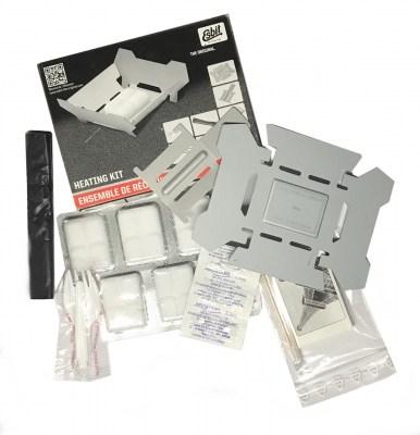 Heating kit Esbit Ensemble de réchauffage